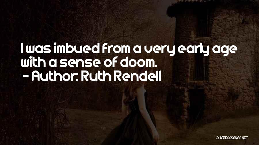 Ruth Rendell Quotes 2008740