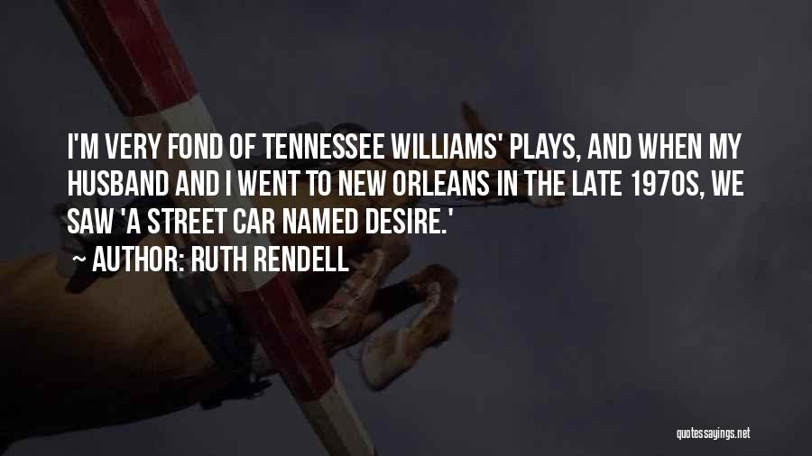 Ruth Rendell Quotes 2204900