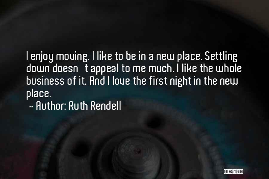 Ruth Rendell Quotes 2213024