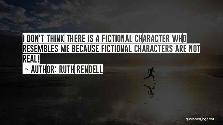 Ruth Rendell Quotes 239066