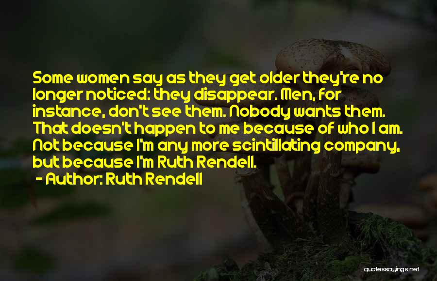 Ruth Rendell Quotes 565507