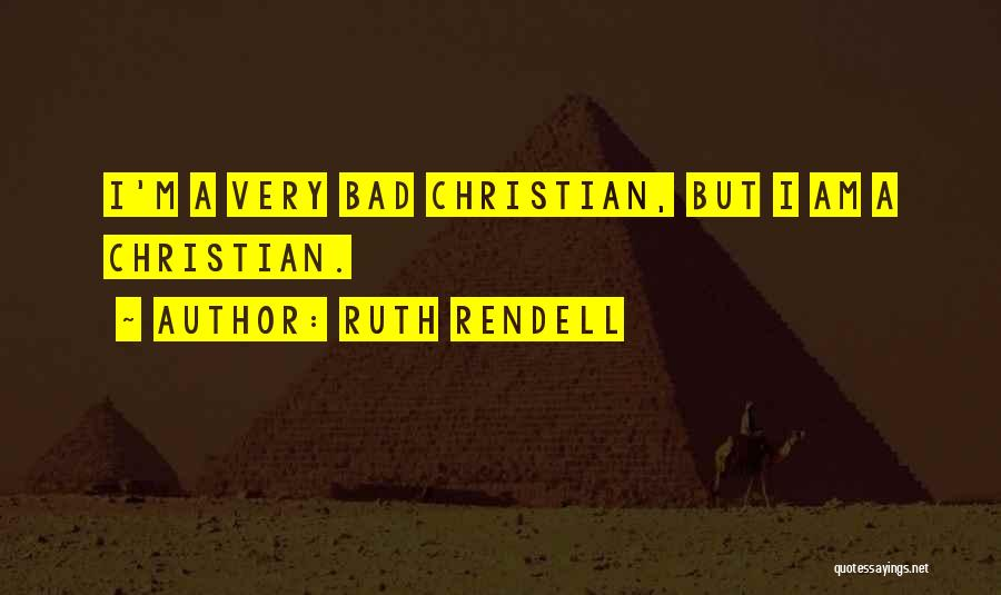 Ruth Rendell Quotes 581359