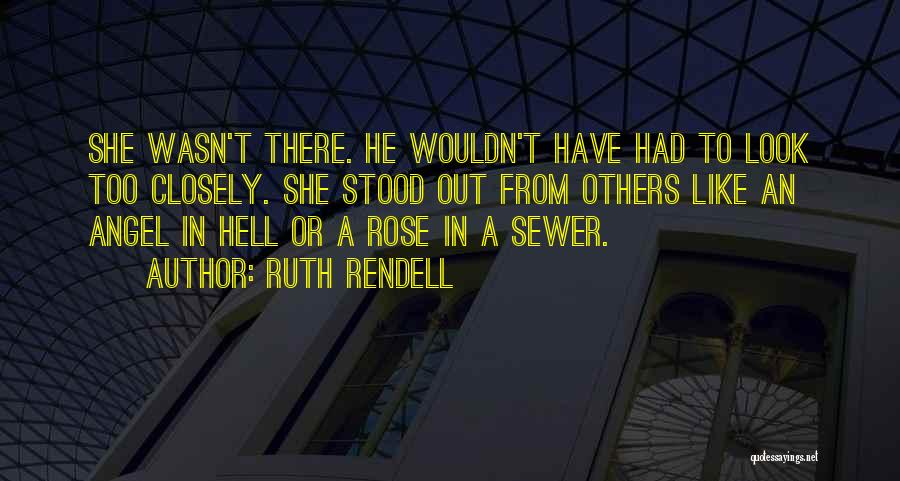 Ruth Rendell Quotes 611579