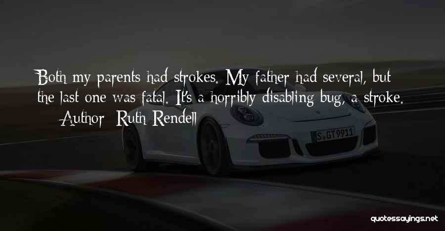 Ruth Rendell Quotes 684932