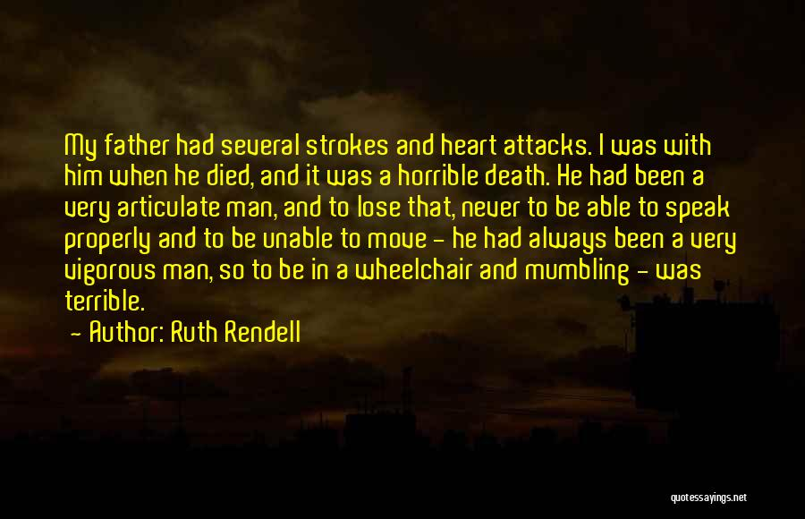Ruth Rendell Quotes 754075