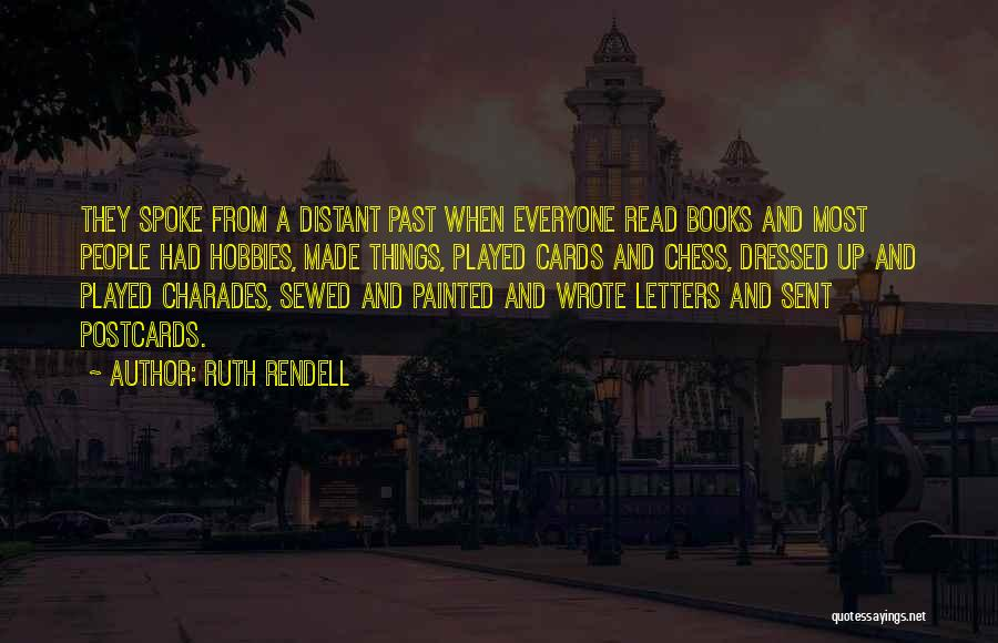 Ruth Rendell Quotes 789527