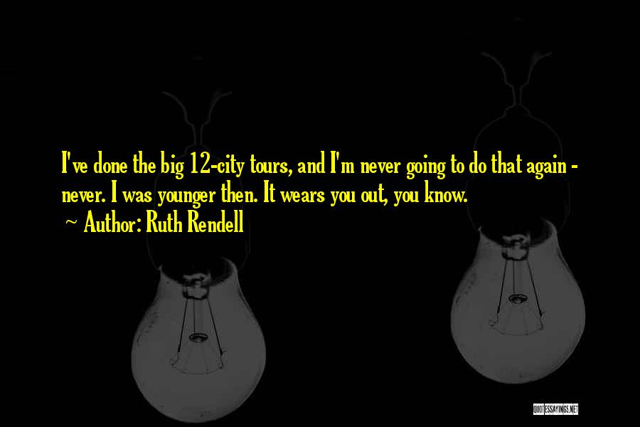 Ruth Rendell Quotes 944335