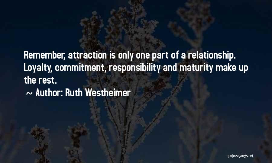 Ruth Westheimer Quotes 1321965
