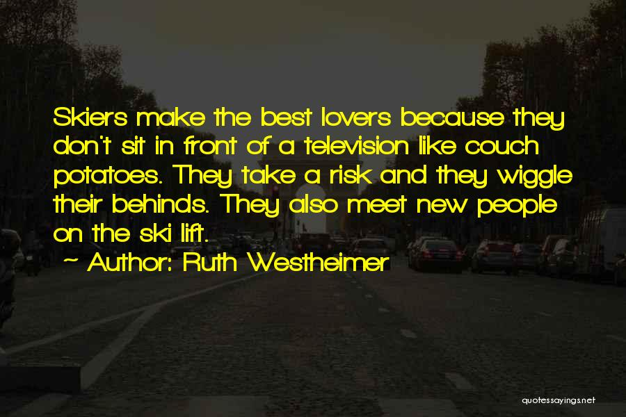 Ruth Westheimer Quotes 143302