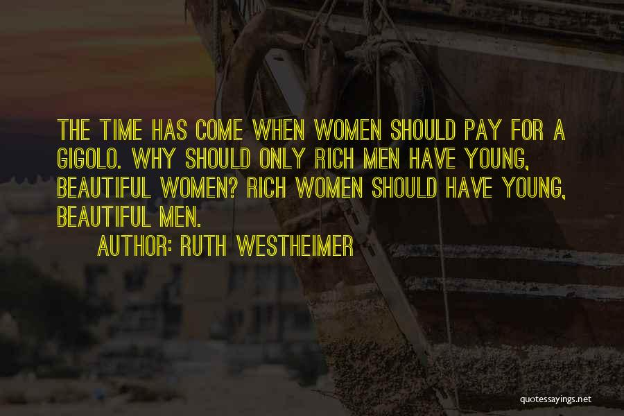 Ruth Westheimer Quotes 1870012
