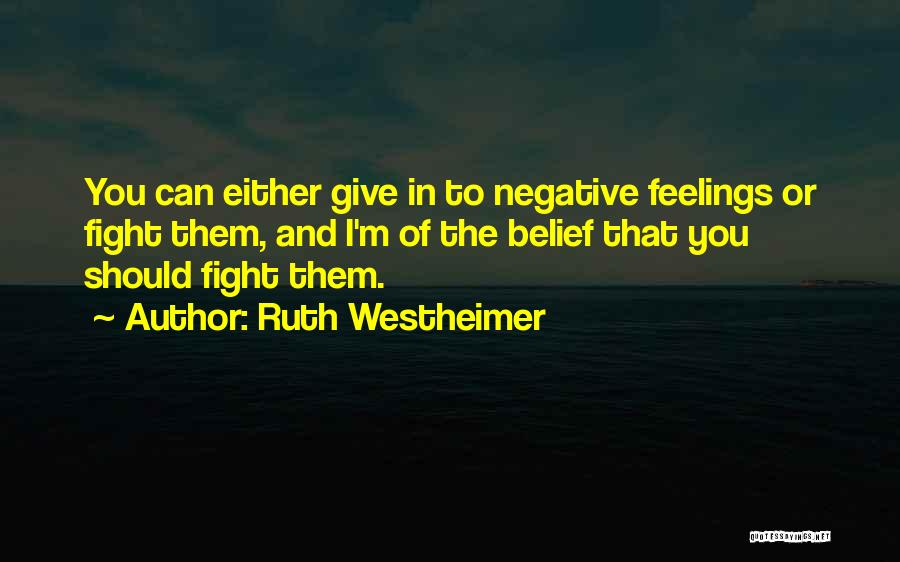 Ruth Westheimer Quotes 2098160