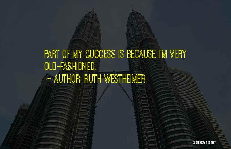 Ruth Westheimer Quotes 448064