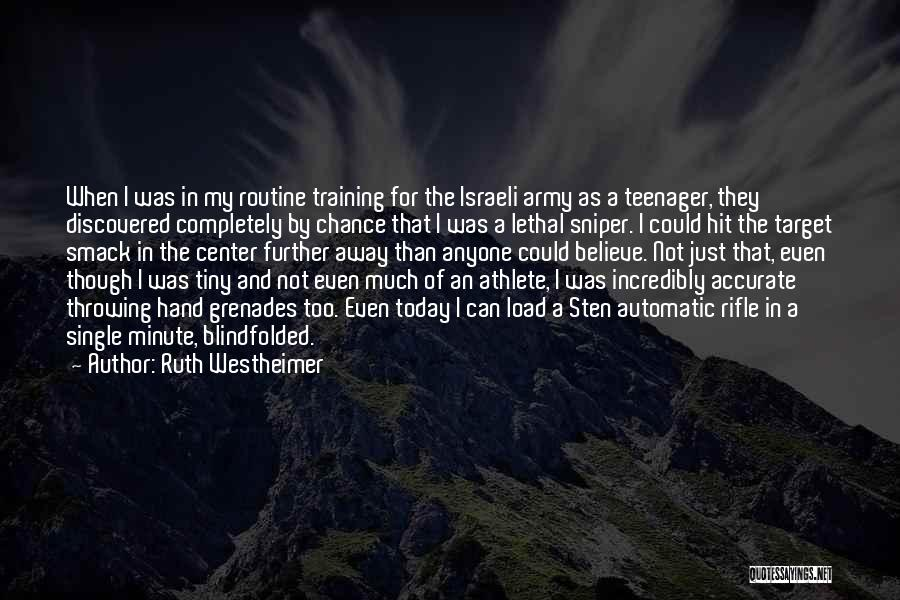 Ruth Westheimer Quotes 911425