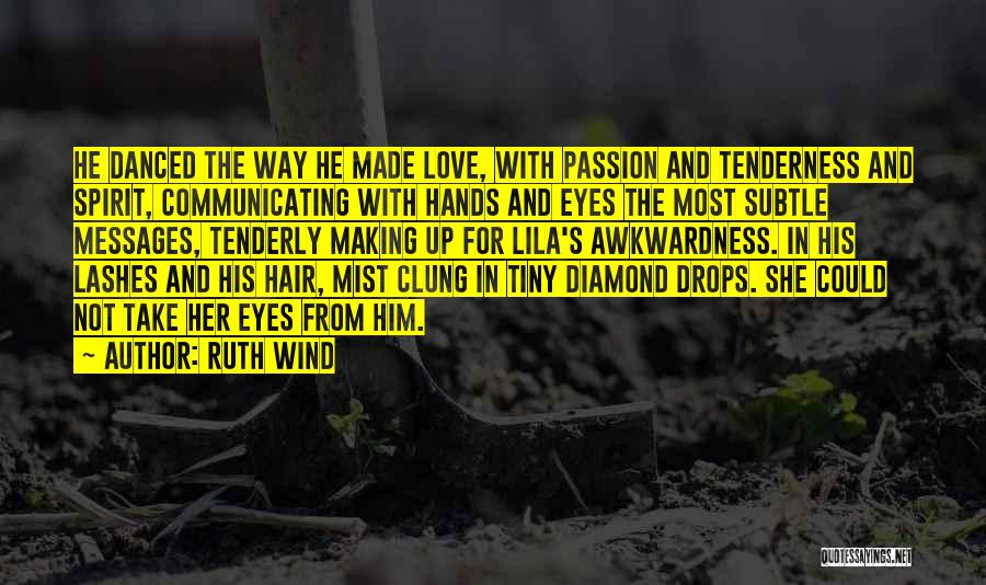 Ruth Wind Quotes 201730