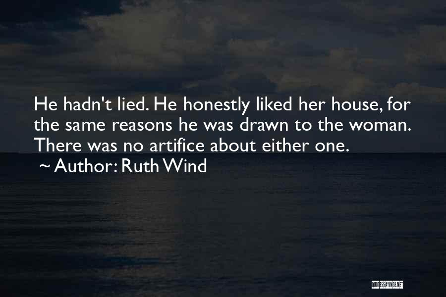 Ruth Wind Quotes 704477