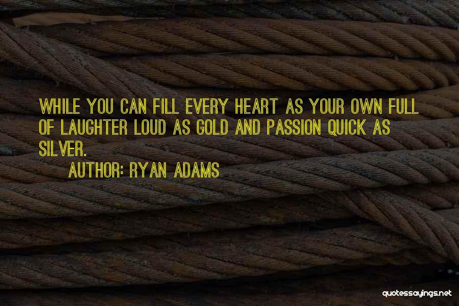 Ryan Adams Quotes 1174525