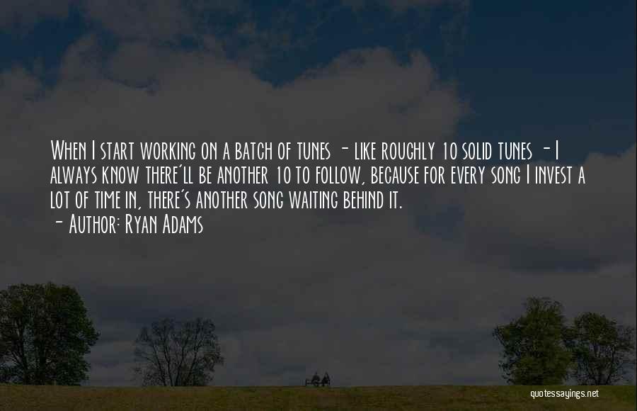 Ryan Adams Quotes 166720