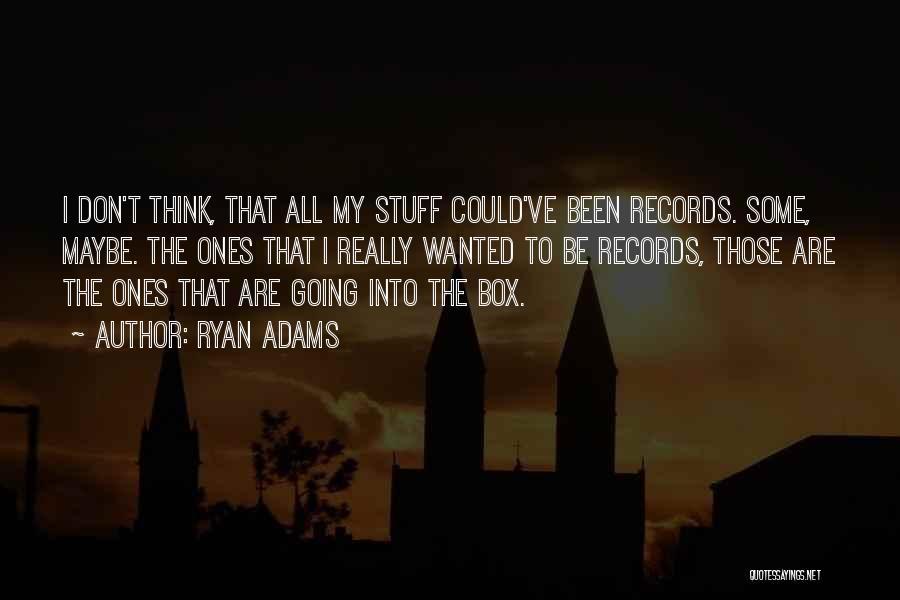 Ryan Adams Quotes 1682006