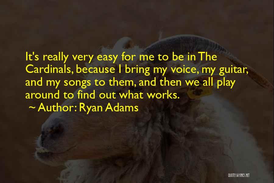 Ryan Adams Quotes 1893423