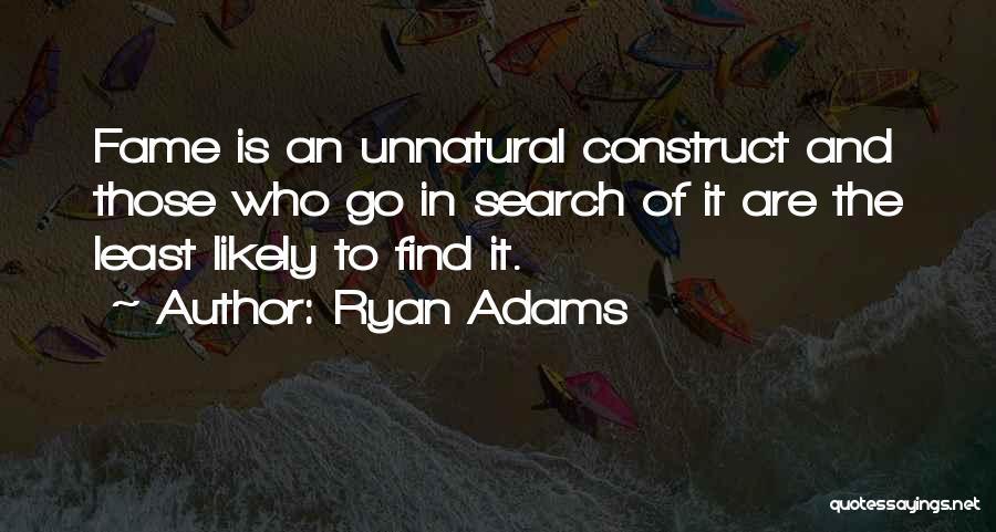 Ryan Adams Quotes 499678