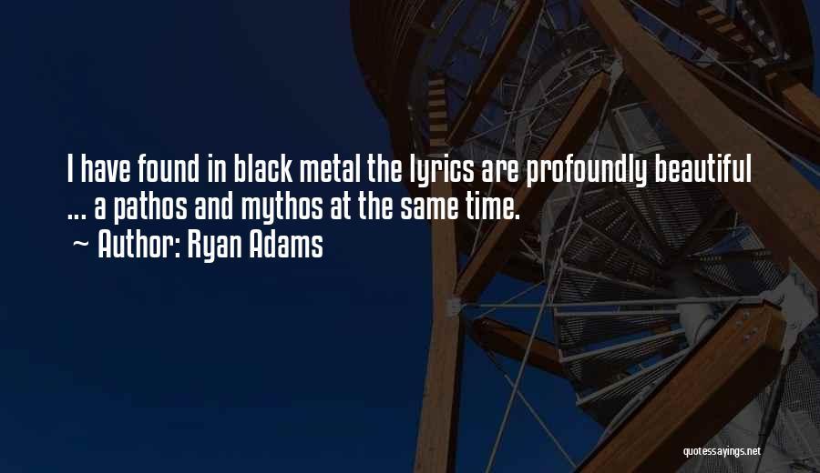 Ryan Adams Quotes 665444