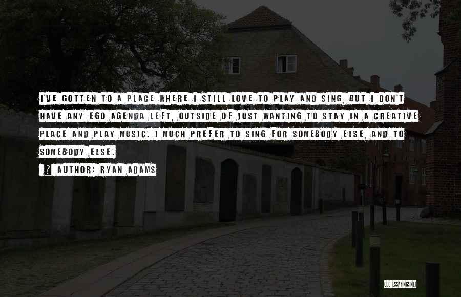 Ryan Adams Quotes 949780