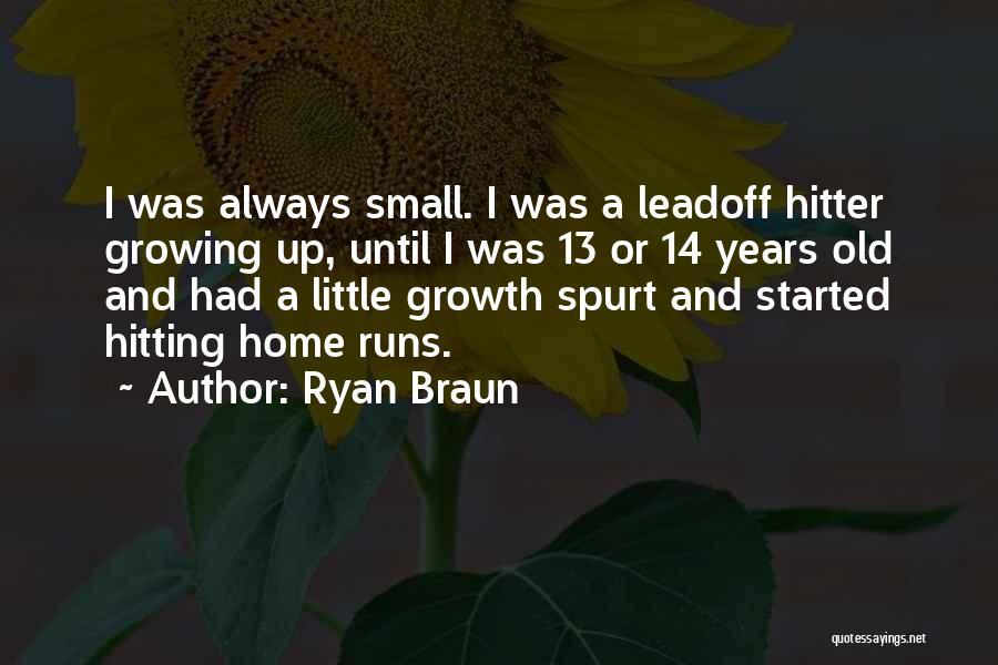 Ryan Braun Quotes 2271110