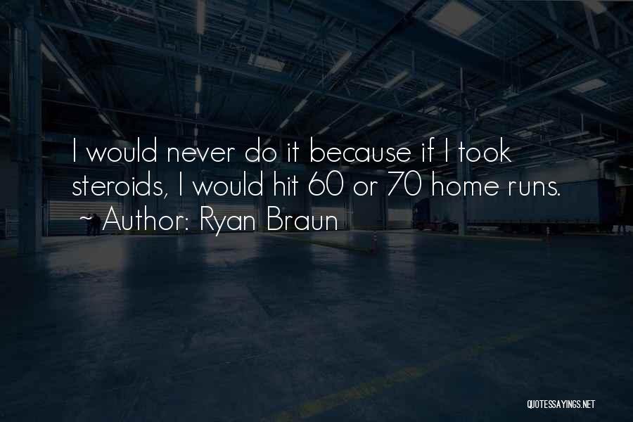Ryan Braun Quotes 508892