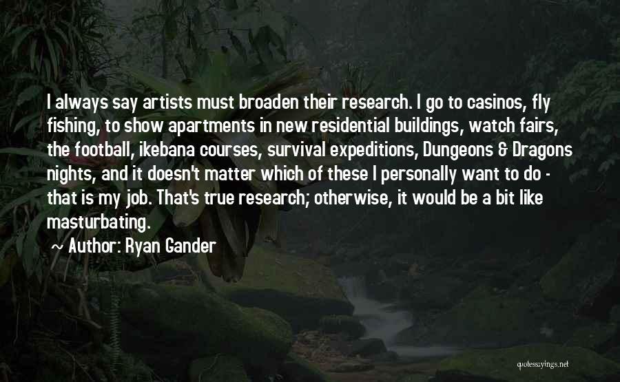 Ryan Gander Quotes 1599512