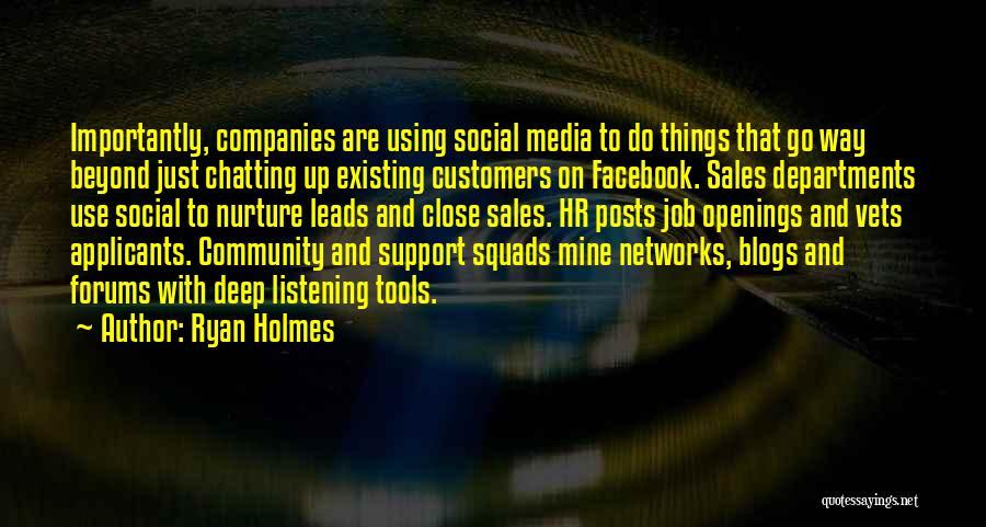 Ryan Holmes Quotes 1124933