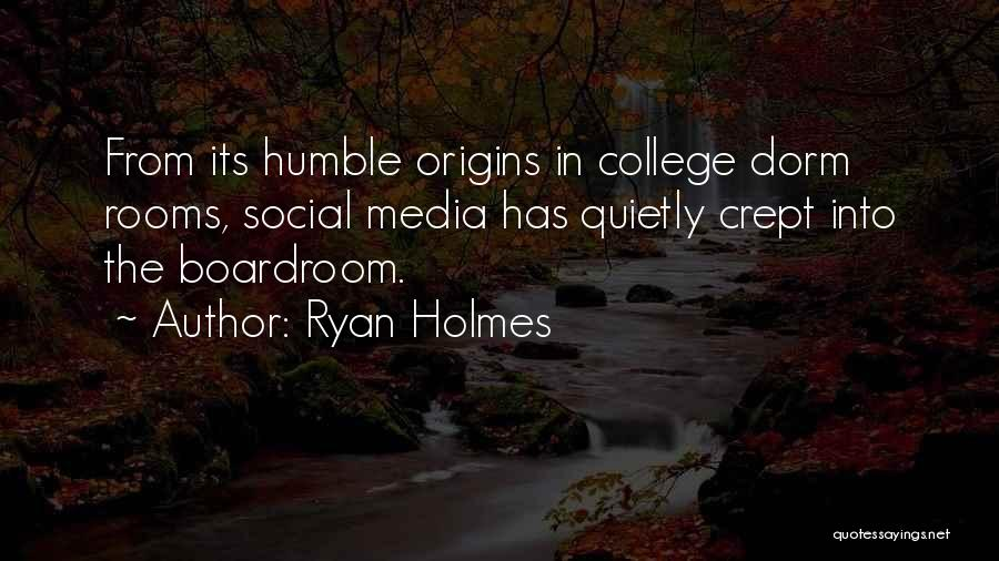 Ryan Holmes Quotes 1539788