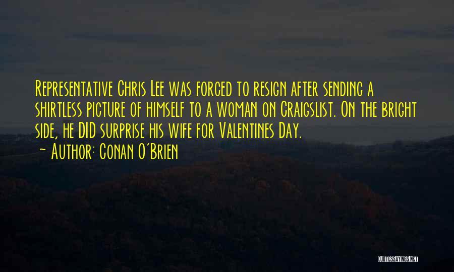 Ryan Leslie Quotes By Conan O'Brien
