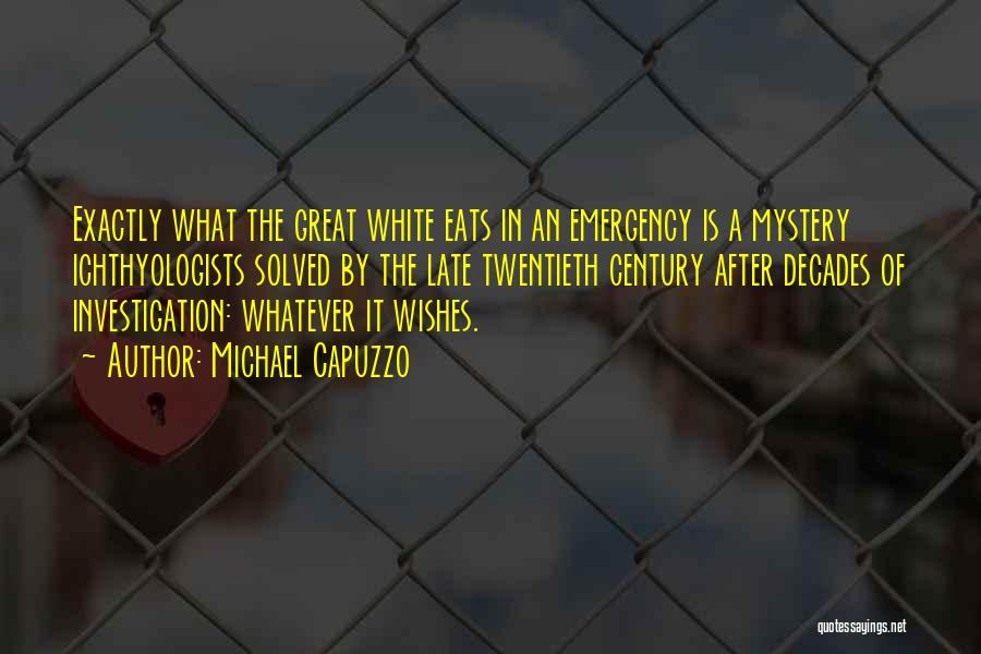 Ryan Leslie Quotes By Michael Capuzzo