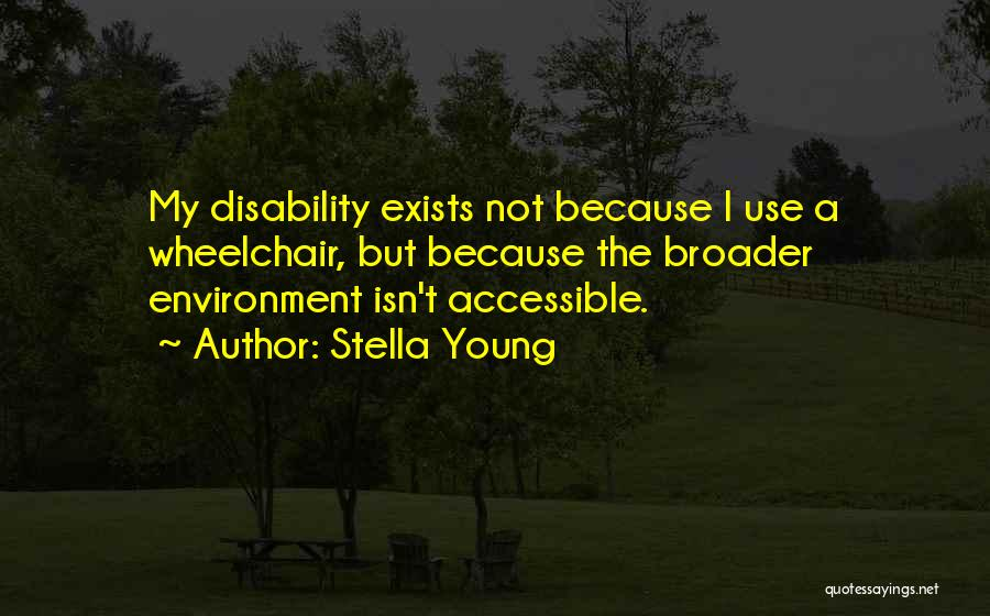 Ryan Leslie Quotes By Stella Young