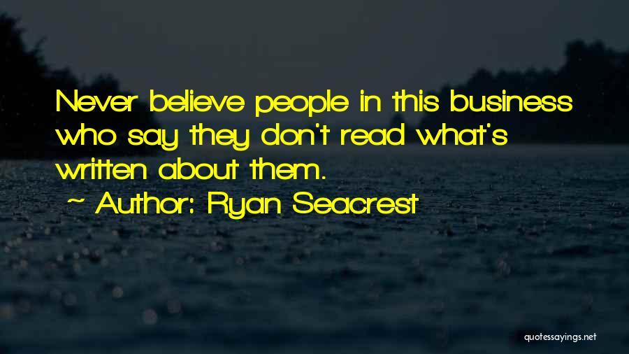 Ryan Seacrest Quotes 1345228