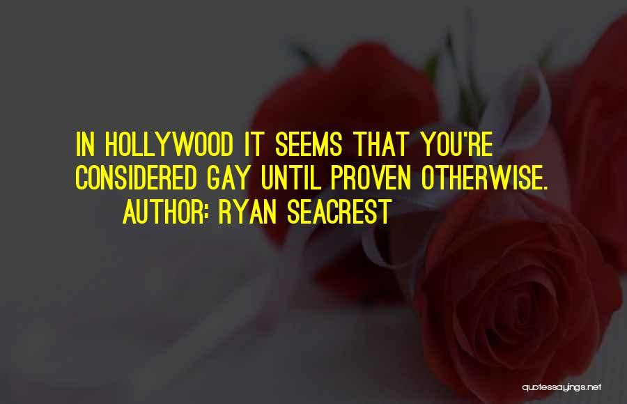Ryan Seacrest Quotes 2094510