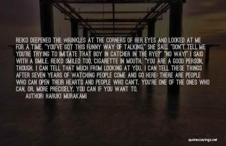 Rye Quotes By Haruki Murakami
