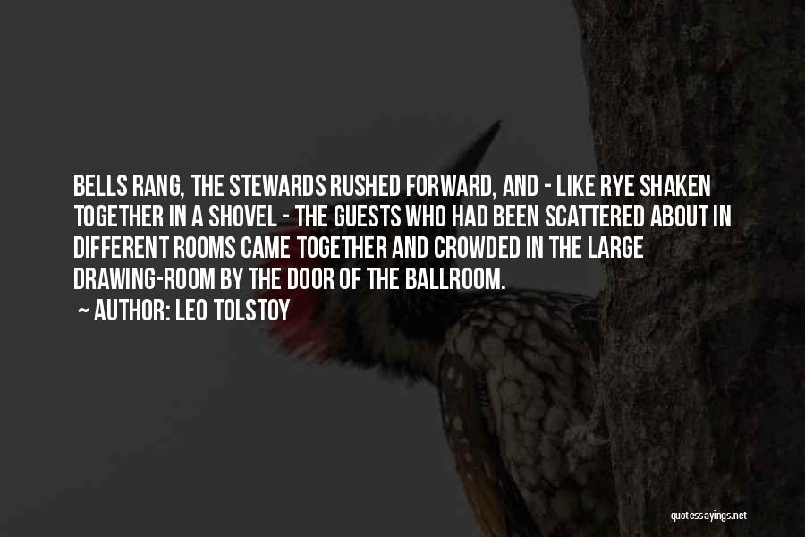 Rye Quotes By Leo Tolstoy
