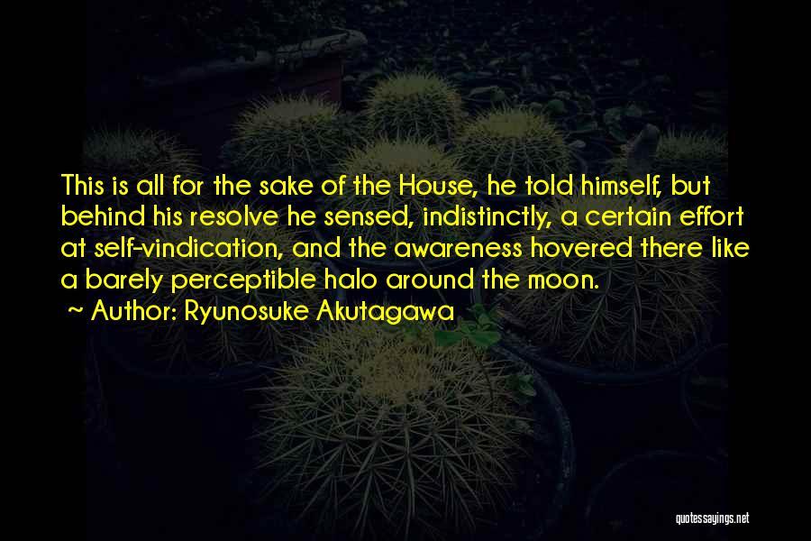 Ryunosuke Akutagawa Quotes 1669891
