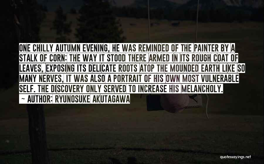 Ryunosuke Akutagawa Quotes 2050174