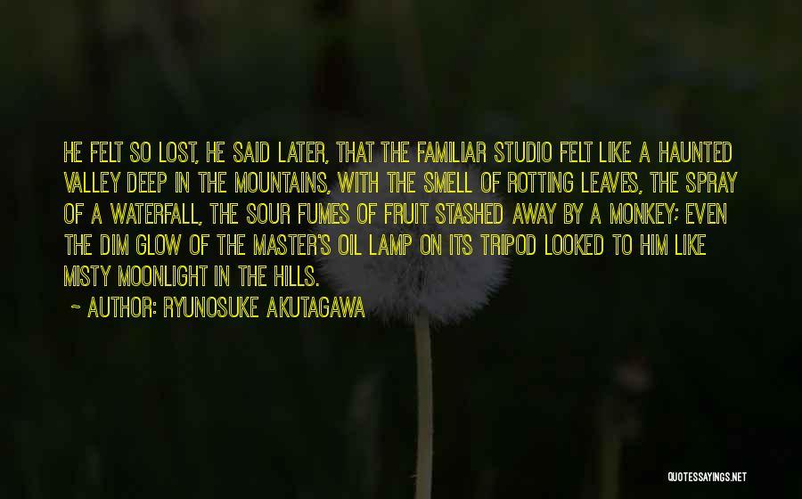 Ryunosuke Akutagawa Quotes 874777