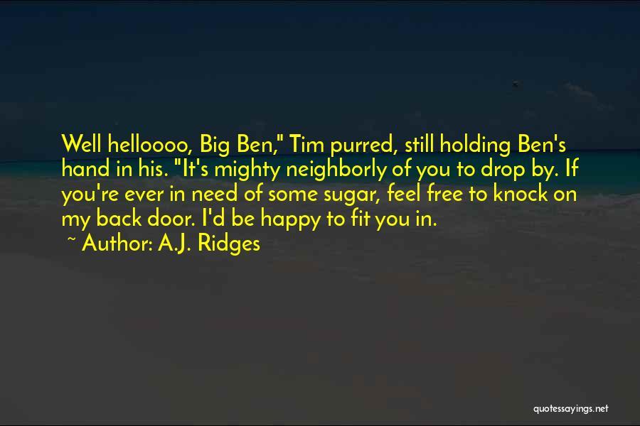 S.a.d Quotes By A.J. Ridges