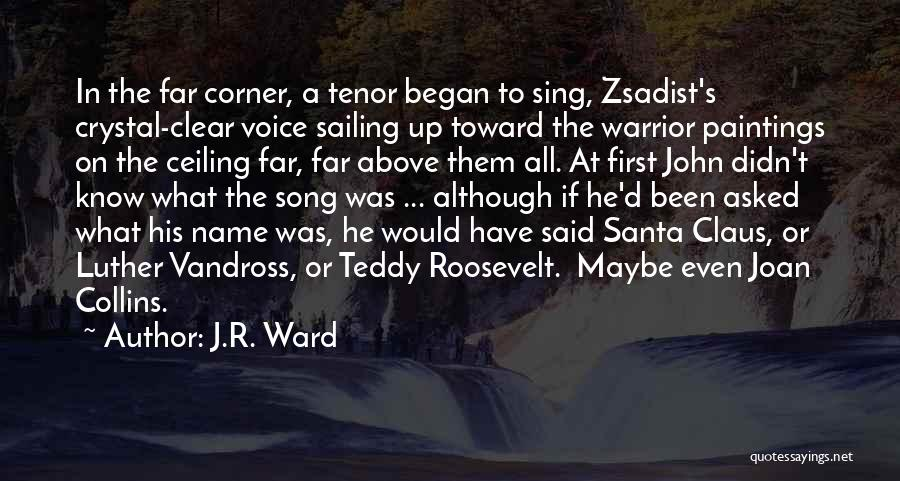 S.a.d Quotes By J.R. Ward