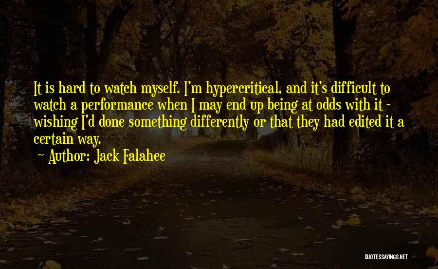 S.a.d Quotes By Jack Falahee