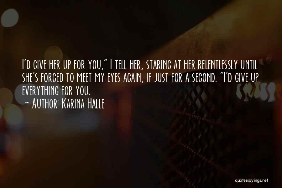 S.a.d Quotes By Karina Halle