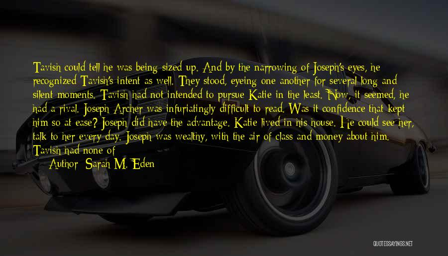 S.a.d Quotes By Sarah M. Eden