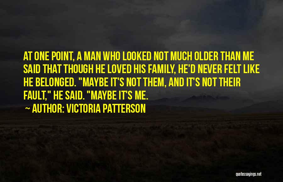 S.a.d Quotes By Victoria Patterson