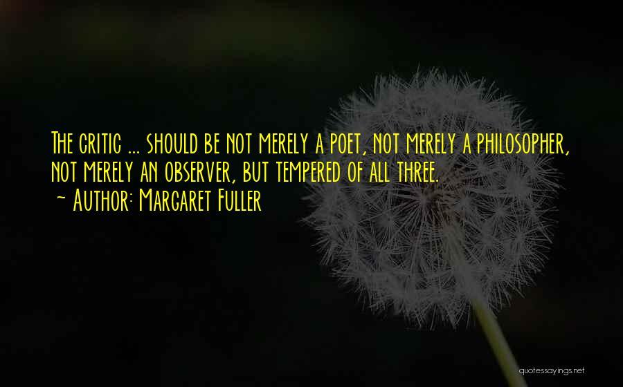 S B Fuller Quotes By Margaret Fuller