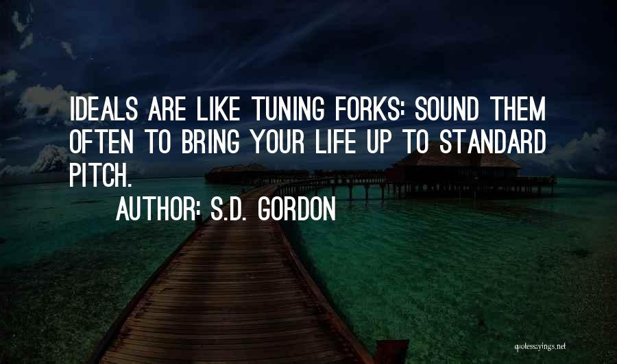 S.D. Gordon Quotes 103806