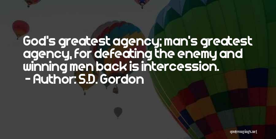 S.D. Gordon Quotes 1324282